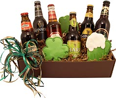 All Irish Beer Gift Box