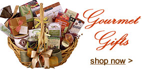 Shop for Gourmet Gift Baskets
