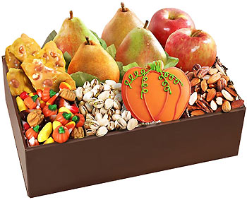 Autumn Flavors Fruit Gift Box