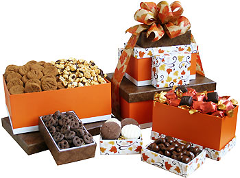 Autumn's Box of Sweets