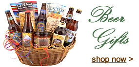 Shop for Beer Gift Baskets