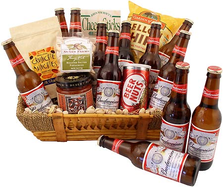 Beer Gift Baskets with Free Shipping - Ultimate Gift for Guys!