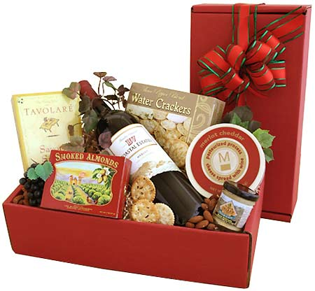 Holiday Gift Baskets with Free Shipping, Christmas Gift Baskets ...