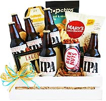 California IPA Beer Gift Crate