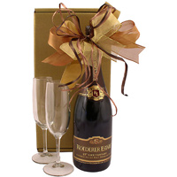 Classic Roederer Champagne Gift Box