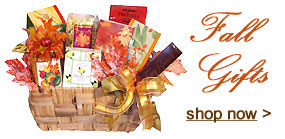 Shop for Fall Gift Baskets