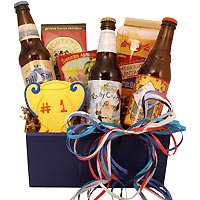 Father's Day Beer Gift Box