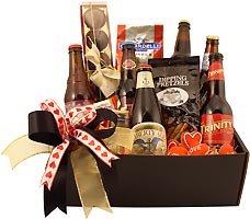 For the Love of Beer Valentine Gift Box
