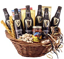 Guinness Beer Basket
