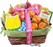 Mother's Day Banquet of Fruit Gift Basket