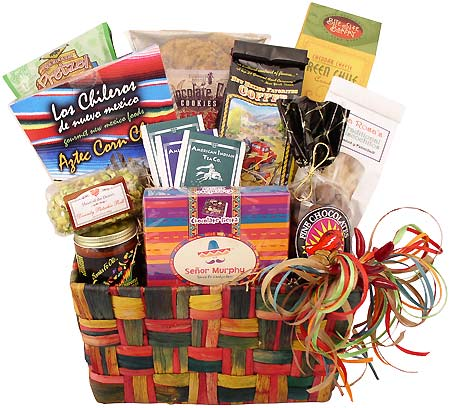 sc 1 st  Simply Classic Gift Baskets & Native New Mexico Gift Basket