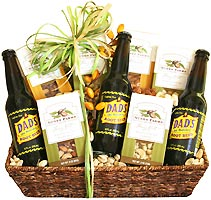 Nuts About Dad Gift Basket