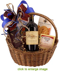 Christmas Hampers and Gift Baskets, Food and Wine Gift Hampers