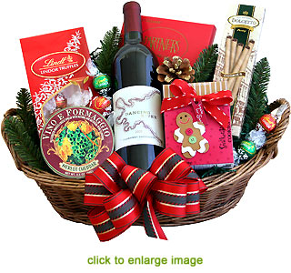 Red wines for christmas gifts