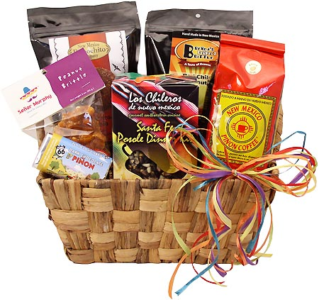 Santa Fe Gift Baskets, Southwest Gift Baskets, Mew Mexico Gift ...