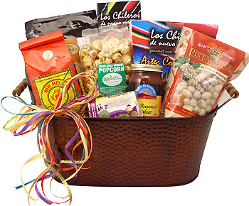 Southwest Gift Baskets New Mexico – Gift Ftempo