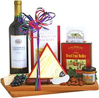 Simple Pleasures Wine Gift