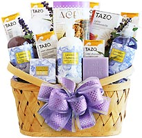 Spa Splash Gift Basket