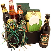 St. Patty's Beer Gift Box