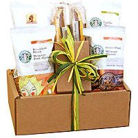 Starbucks Classic Coffee Gift Box
