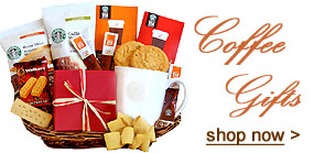 Shop for Starbucks Gift Baskets