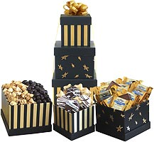 Sweet Traditions Chocolate Gift Tower