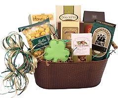 The Irish Celebration Gourmet Gift Basket