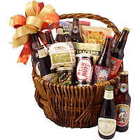 The Microbrewery Beer Gift Basket